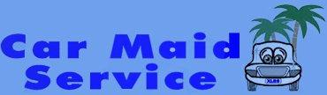 Car Maid Service - Logo