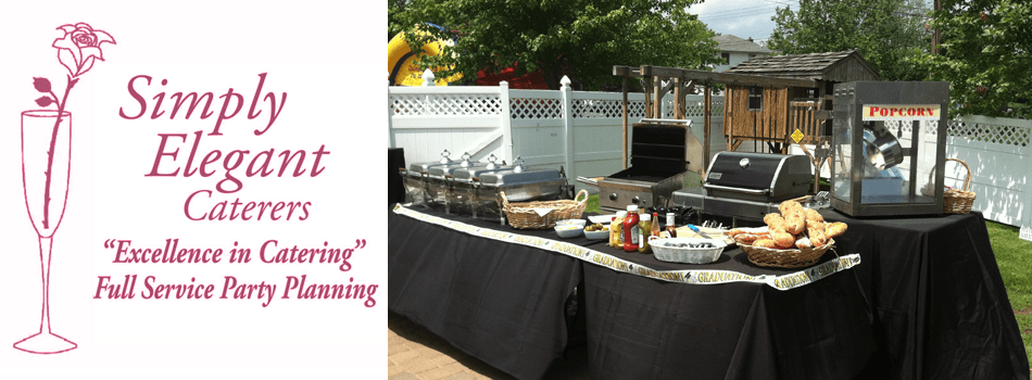 Buffet Catering | Staten Island, NY | Simply Elegant Caterers | 718-356-9094