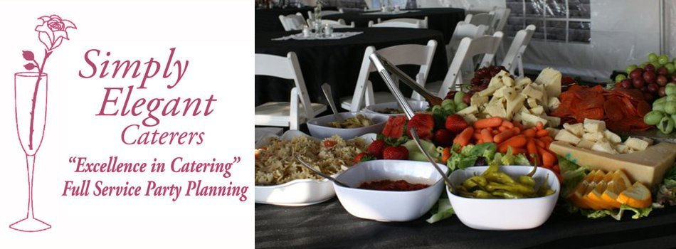 Buffet | Staten Island, NY | Simply Elegant Caterers | 718-356-9094