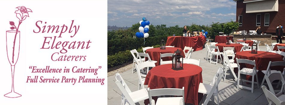Cocktail Parties | Staten Island, NY | Simply Elegant Caterers | 718-356-9094