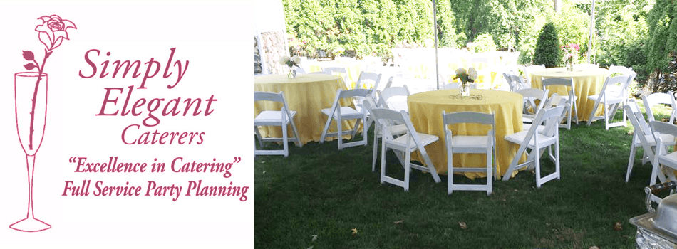 Banquets | Staten Island, NY | Simply Elegant Caterers | 718-356-9094