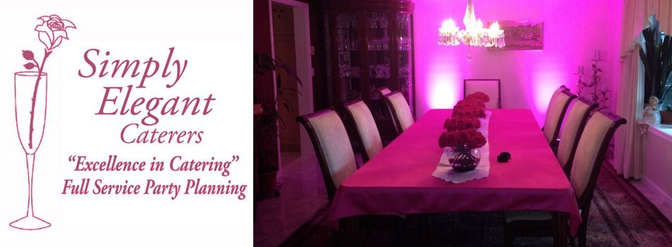Cocktail Party Planning | Staten Island, NY | Simply Elegant Caterers | 718-356-9094