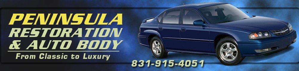 Auto Repair Shop - Marina, CA - Peninsula Restoration & Auto Body