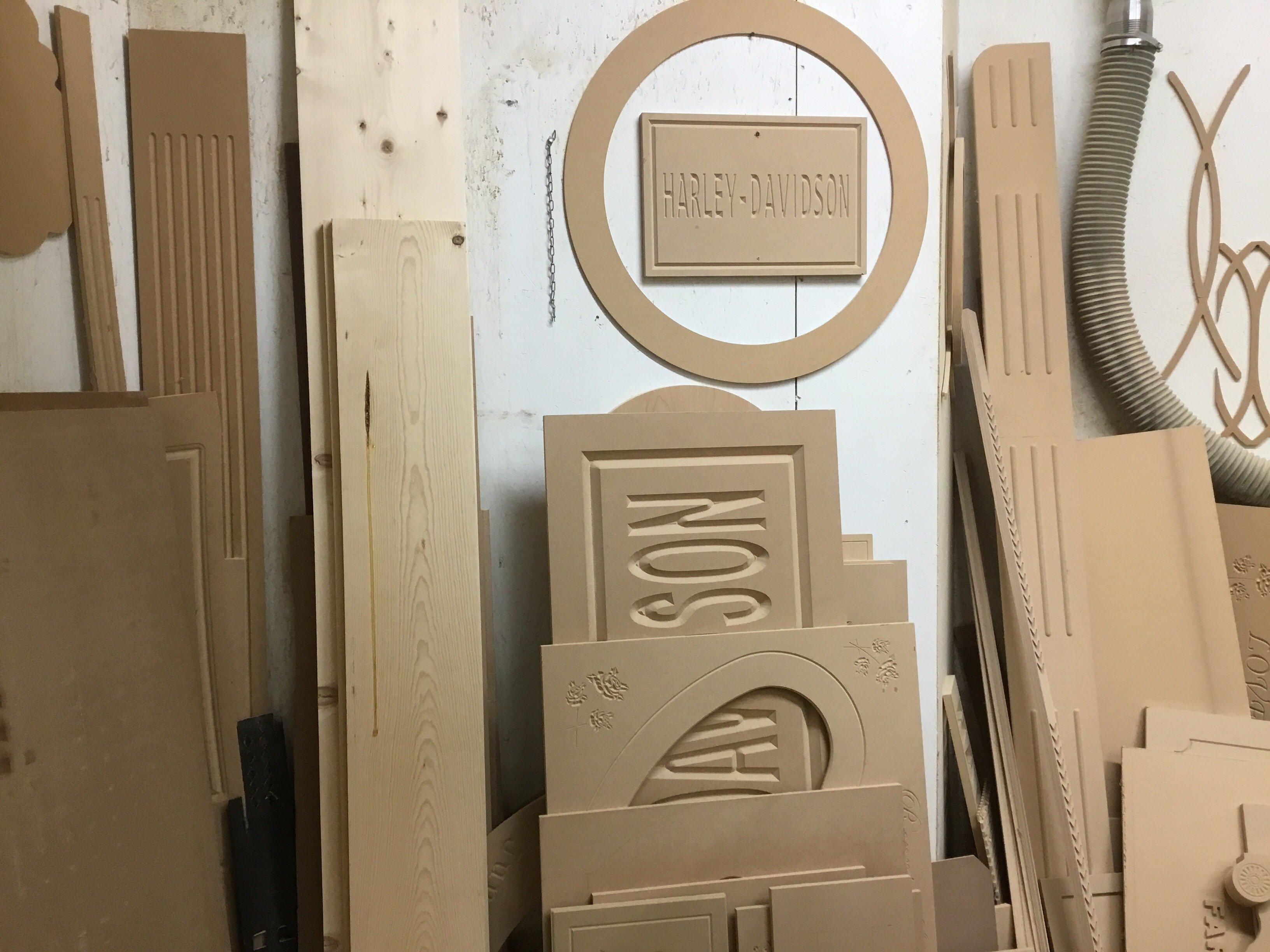 Cnc Cut Cabinet Door Cnc Cut Furniture Part Arthur Il