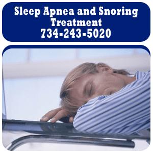 Snore - Monroe, MI - Monroe Ear, Nose and Throat Associates - a man sleeping - Sleep Apnea and Snoring Treatment 734-243-5020