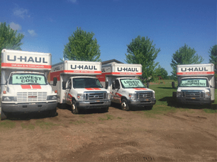 U-haul rentals