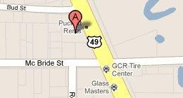 USA Tire & Automotive 705 Hwy 49 South Richland, MS 39218