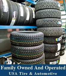 New and Used Tires - Richland, MS - USA Tire & Automotive - Tires
