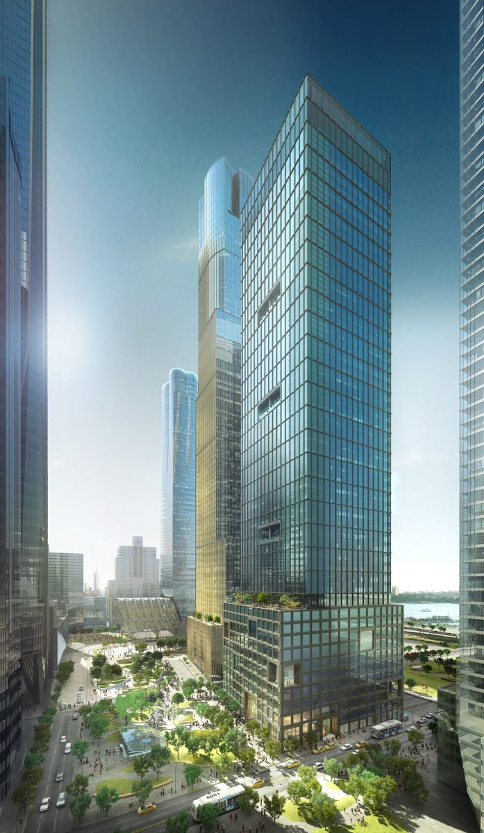 55 Hudson Yards State of the Art Office Tower