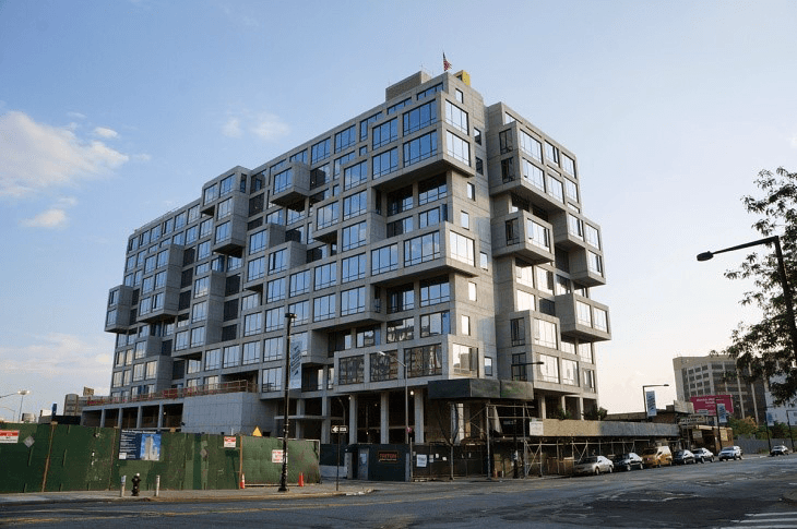 22-22 Jackson Ave LIC Apartment Building
