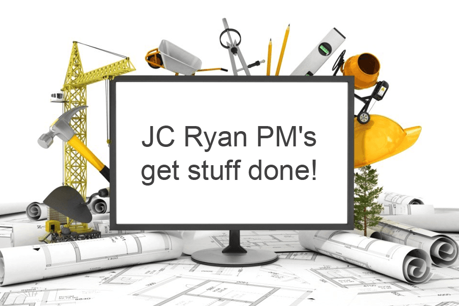 Project managers get it done