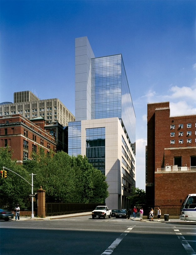 OCME NYC Forensic Labs at Bellevue Hospital