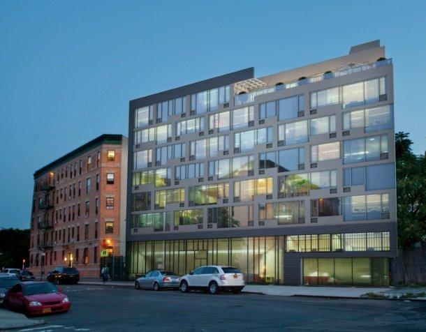 The Highbridge Luxury Condominiums HAP-3 at 446 W 167 St., NY