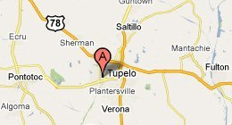Tupelo Aluminum Products 402 Air Park Rd.Tupelo, MS   38802
