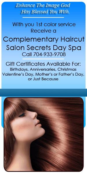 Salon - Kannapolis, NC - Salon Secrets Day Spa