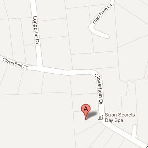Salon Secrets Day Spa 8825 Cloverfield Dr., Kannapolis, NC 28081-8384