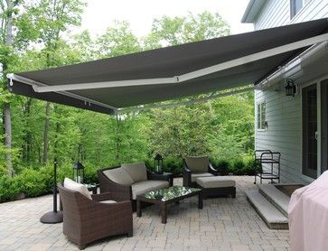 Retractable Awnings Deck Awnings Fort Wayne In