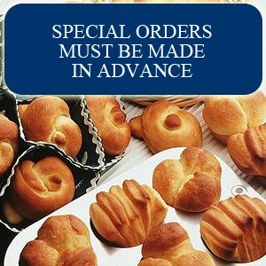 Gourmet Bakery - Kainaliu, HI - Standard Bakery - breads - Special Orders Must Be Made In Advance