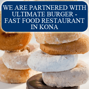 Baked Goods - Kainaliu, HI - Standard Bakery - doughnuts - We Are Partnered With Ultimate Burger - Fast Food Restaurant In Kona