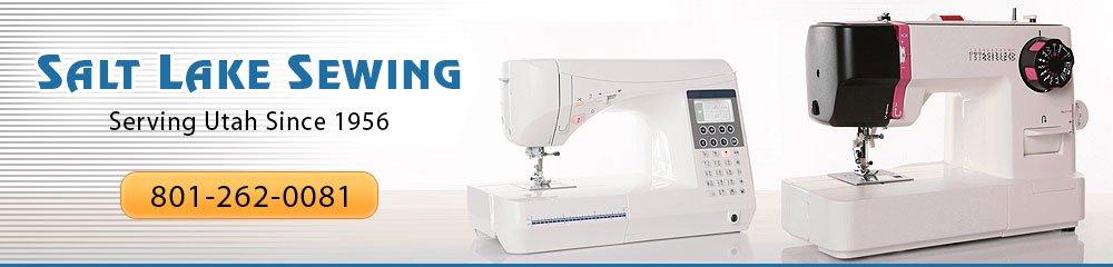 Sewing Machines Repair - Salt Lake City, UT - Salt Lake Sewing