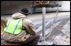 concrete sawing | Knoxville, TN | Cuts Inc | 865-281-2887