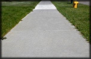 Outdoor concrete | Luxemburg, WI | Van Ess Concrete Flatwork | 920-255-2542