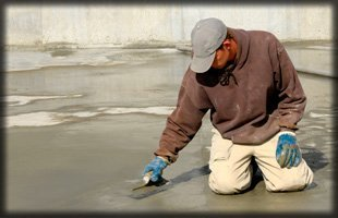 Residential concrete | Luxemburg, WI | Van Ess Concrete Flatwork | 920-255-2542