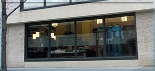 Store Fronts and Commercial Entrances - Traverse City, MI - By the Bay Glass