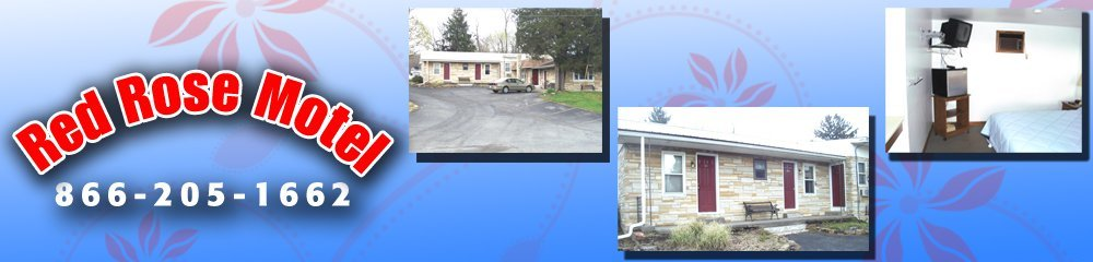 Hotels And Motels - Halifax, PA - Red Rose Motel
