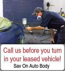 Auto Body Repair - Port Charlotte, FL - Sav On Auto Body