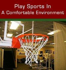 Sports Center - Sioux City, IA - Four Seasons