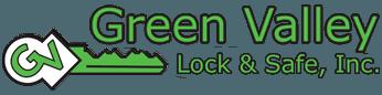 Green Valley Lock & Safe - Logo