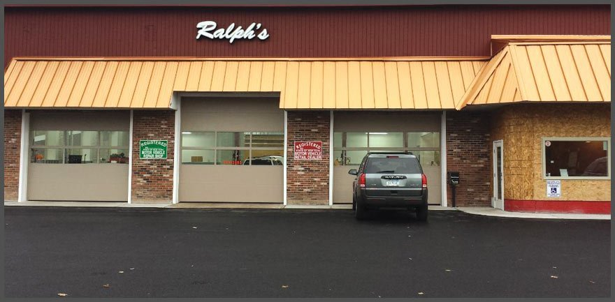 Ralph's store front