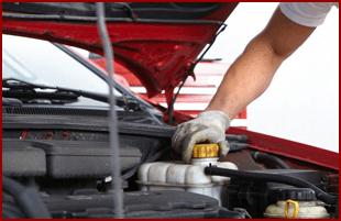 Auto oil change