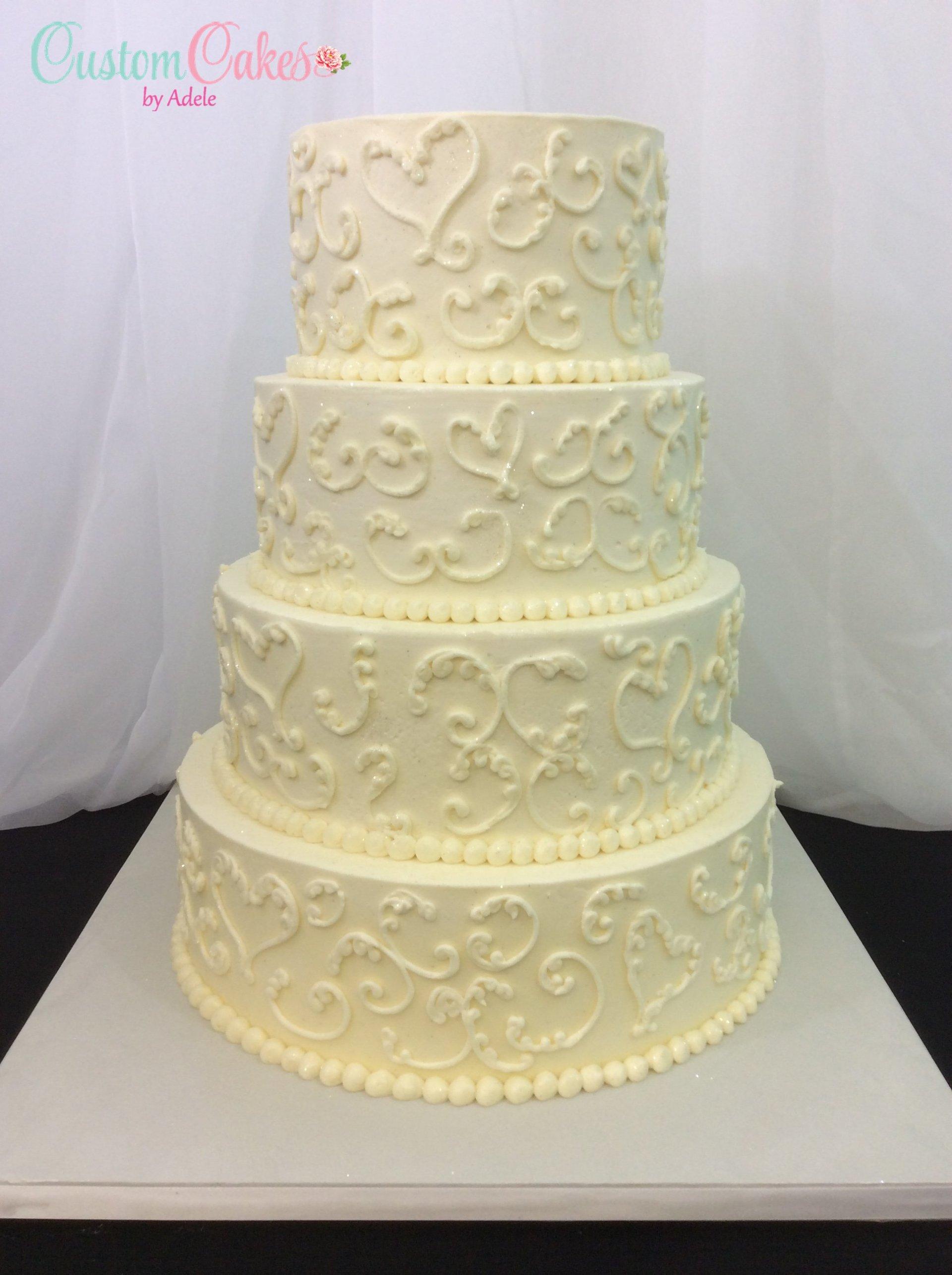 Wedding Cakes | Bridal Cakes | Whitehall, PA