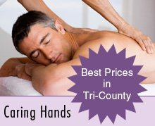 Massage Therapy - Groesbeck, TX - Caring Hands