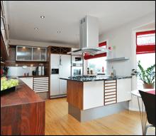 remodeling contractors - Gloucester, VA - McCoy's Siding Company - kitchen