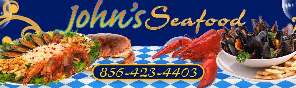 Fresh Seafood - John's Seafood - Paulsboro, NJ