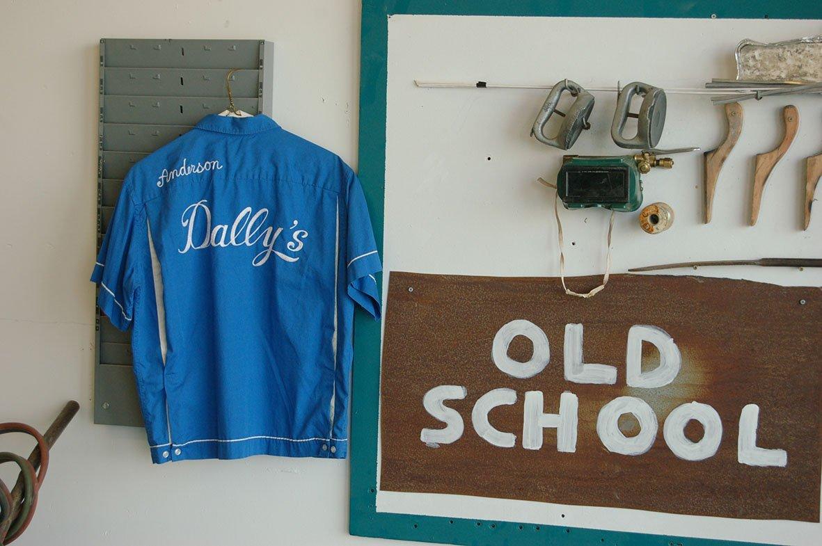 Dally's Auto Body shop
