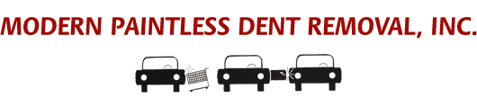 Modern Paintless Dent Removal - Logo