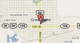 Head Quarters  1104 Main St., Great Bend, KS 67530