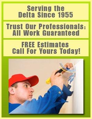 Electrican Contractors - Greenville, MS - Scott Electric Co. Inc.