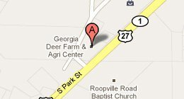 Georgia Deer Farm and Agri-Center 850 HYW 27 North, Roopville, GA