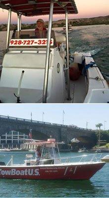 Boat Fuel Delivery Service - Lake Havasu City, AZ - TowBoatU.S.