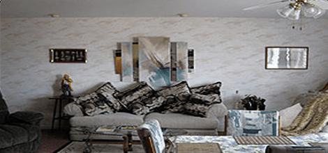 Living Room | Charleston, Coos Bay, North Bend, OR | Charleston Harbor Inn | 541-888-1178