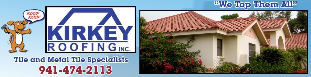 Perfect Roofing Maintenance Englewood, FL   Kirkey Roofing Inc.