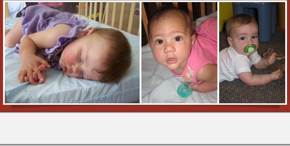 Infant Program   Jackson, MI   Jesus Loves Me Learning Center   517-998-3005