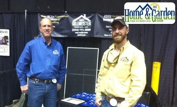 Mark Gillmeister Roofing owners