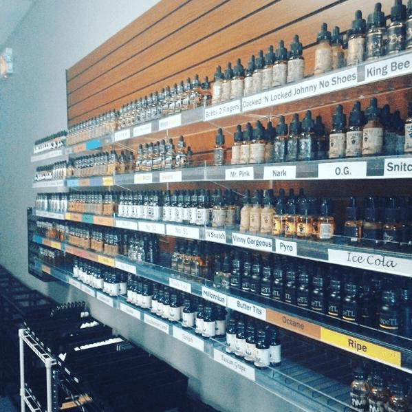 Vape supplies