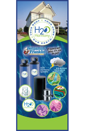 Water Treatment - Gulf Shores, AL  - Benjamin Franklin Plumbing